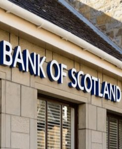 Bank of Scotland Festgeld