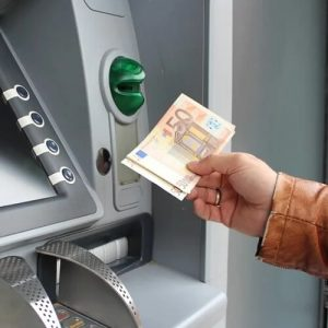 Cash Group Bankautomat