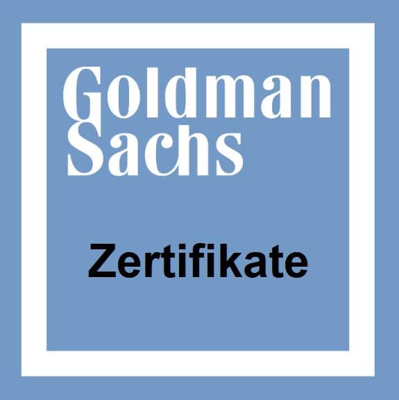 Goldman Sachs Zertifikate