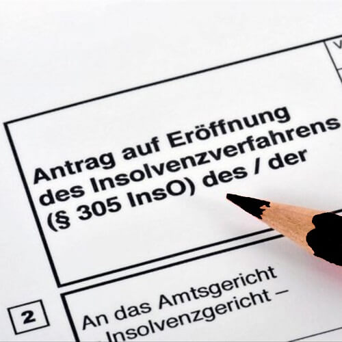 Privatinsolvenz Antrag