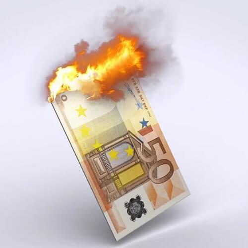 Schulden Inflation