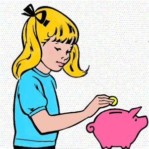 Sparen für Kinder