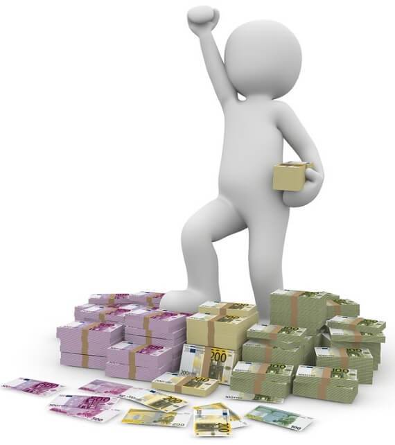 Verdienen mit gutem Finanzberater