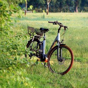 E-Bike sichern